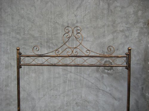 Antique Bronze Clothes Coat Garment Cloth Wardrobe