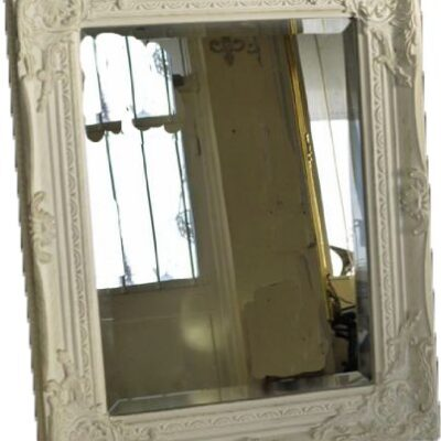 Best Selling WHITE Shabby Chic Antique Style MIRROR with Bevelled Mirror Glass - Overall Mirror Size: 21 inches x 17 inches (43cm x 53cm) Best Selling WHITE Shabby Chic Antique Style MIRROR with Bevelled Mirror Glass – Overall Mirror Size: 21 inches x 17 inches (43cm x 53cm) Best Selling WHITE Shabby Chic Antique Style MIRROR with Bevelled Mirror Glass Overall Mirror Size 21 inches x 17 inches 43cm x 53cm 0 400x400