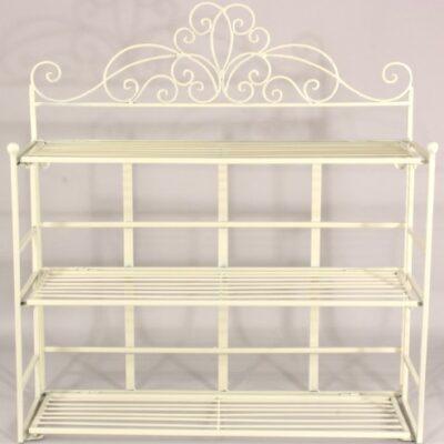 Cream Scroll Design 3 Tier Shelf Unit Cream Scroll Design 3 Tier Wall Shelf Unit Cream Scroll Design 3 Tier Shelf Unit 0 400x400