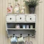 Shabby Chic Wooden Vintage White Wall Unit Cupboard Rack 3 Drawers Shelf & Hooks Shabby Chic Wooden Vintage White Wall Unit Cupboard Rack 3 Drawers Shelf & Hooks Shabby Chic Wooden Vintage White Wall Unit Cupboard Rack 3 Drawers Shelf Hooks 0 150x150