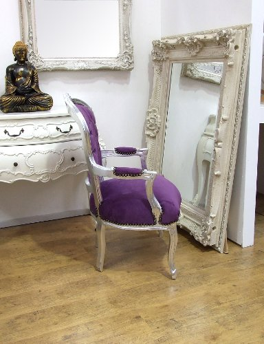Vintage Retro Shabby Chic French Louis XV Style