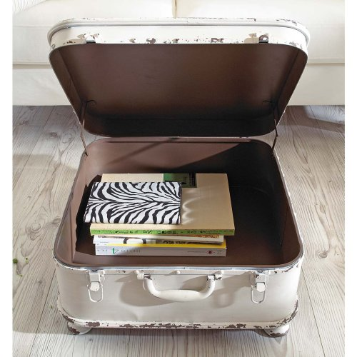Coffee Table Side Table Quot Suitcase Quot With Storage Shabby