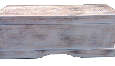 LARGE HAND CARVED WOODEN CHEST /OTTOMAN / COFFEE TABLE/STORAGE.FAIRTRADE.SHABBY CHIC LARGE HAND CARVED WOODEN CHEST /OTTOMAN / COFFEE TABLE/STORAGE.FAIRTRADE.SHABBY CHIC LARGE HAND CARVED WOODEN CHEST OTTOMAN COFFEE TABLESTORAGEFAIRTRADESHABBY CHIC 0 400x228