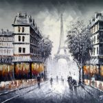 Large Paris at Dusk street scene with Eiffel Tower. Fine Art oil on canvas painting - Superb quality and craftsmanship, hand made wall art Large Paris at Dusk street scene with Eiffel Tower. Fine Art oil on canvas painting – Superb quality and craftsmanship, hand made wall art Large Paris at Dusk street scene with Eiffel Tower Fine Art oil on canvas painting Superb quality and craftsmanship hand made wall art 0 150x150
