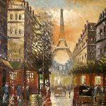 Paris in Colour - Large Fine Art oil on canvas painting - Superb quality and craftsmanship, hand made wall art, by Rflkt brand trademark Paris in Colour – Large Fine Art oil on canvas painting – Superb quality and craftsmanship, hand made wall art, by Rflkt brand trademark Paris in Colour Large Fine Art oil on canvas painting Superb quality and craftsmanship hand made wall art 0 3 150x150