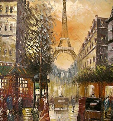 Paris in Colour - Large Fine Art oil on canvas painting - Superb quality and craftsmanship, hand made wall art, by Rflkt brand trademark Paris in Colour – Large Fine Art oil on canvas painting – Superb quality and craftsmanship, hand made wall art, by Rflkt brand trademark Paris in Colour Large Fine Art oil on canvas painting Superb quality and craftsmanship hand made wall art 0 374x400