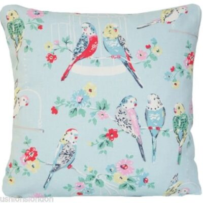 Cath Kidston Blue Budgies Cushion Cover Parrots Pillow Case Fabric Shabby Chic Cath Kidston Blue Budgies Cushion Cover Parrots Pillow Case Fabric Shabby Chic Cath Kidston Blue Budgies Cushion Cover Parrots Pillow Case Fabric Shabby Chic 0 400x400