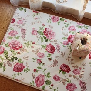 FADFAY Home Textile,Romantic American Country Style Floral Room ...