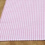 Homescapes 100% Cotton Gingham Check Rug Hand Woven Pink White 60 x 90 cm Washable at Home Kids Room or Bath Mat Homescapes 100% Cotton Gingham Check Rug Hand Woven Pink White 60 x 90 cm Washable at Home Kids Room or Bath Mat Homescapes 100 Cotton Gingham Check Rug Hand Woven Pink White 60 x 90 cm Washable at Home Kids Room or Bath Mat 0 150x150