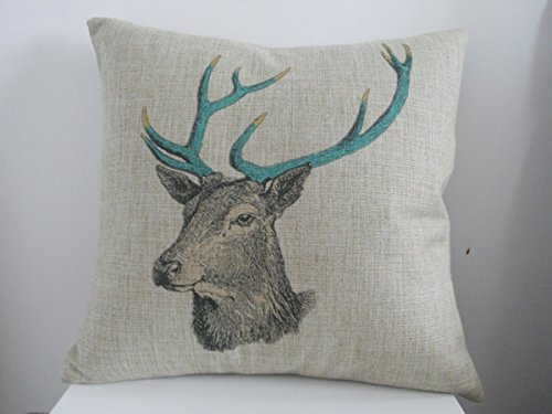 "fashioncase Deer Pattern Cotton Linen Square Throw Pillow Case Decorative Cushion Cover Pillowcase Pillowslip for Sofa 18""X18"" fashioncase Deer Pattern Cotton Linen Square Throw Pillow Case Decorative Cushion Cover Pillowcase Pillowslip for Sofa 18″X18″ fashioncase Deer Pattern Cotton Linen Square Throw Pillow Case Decorative Cushion Cover Pillowcase Pillowslip for Sofa 18X18 0"