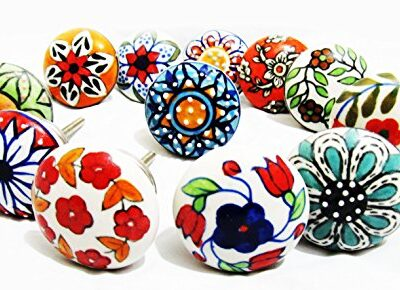 10 x Mix Vintage Look Flower Ceramic Knobs Door Handle Cabinet Drawer Cupboard Pull 10 x Mix Vintage Look Flower Ceramic Knobs Door Handle Cabinet Drawer Cupboard Pull 10 x Mix Vintage Look Flower Ceramic Knobs Door Handle Cabinet Drawer Cupboard Pull 0 400x290