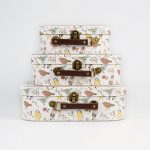 3 British Birds Suitcase Set Storage Boxes 3 British Birds Suitcase Set Storage Boxes 0 150x150