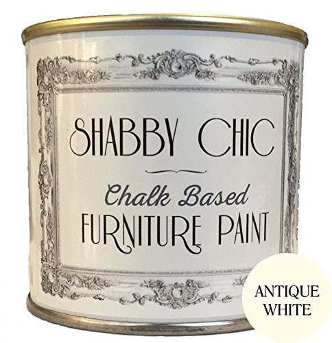 Antique White Furniture Paint great for creating a shabby chic style. 250ml Antique White Furniture Paint great for creating a shabby chic style 250ml 0