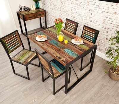 Baumhaus Urban Chic Dining Table Small Baumhaus Urban Chic Dining Table Small Baumhaus Urban Chic Dining Table Small 0 400x347