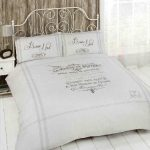 Beautiful-French-Grey-Classic-Single-Duvet-Cover-Bed-Set-Bedding-0