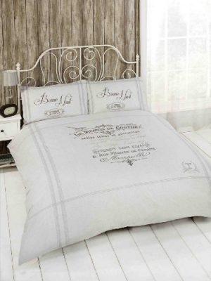 Beautiful French Grey Classic Single Duvet Cover Bed Set Bedding Beautiful French Grey Classic Single Duvet Cover Bed Set Bedding 0 300x400