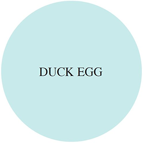 Is Duck Egg Blue Or Green: Duck Egg Blue Chalk Based Furniture Paint Great For