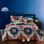 FADFAY Bohemian Style Duvet Covers Bedding Set Queen Size Boho Bedding 4 Pieces FADFAY Bohemian Style Duvet Covers Bedding Set Queen Size Boho Bedding 4 Pieces 0 150x150