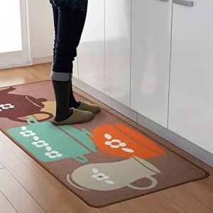 Fadfay Home Textile Designer Teapot Print Area Rug Unique