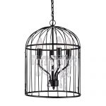 Metal Ornate Shabby Chic 4 Way Birdcage Chandelier Ceiling Pendant Light Fitting Metal Ornate Shabby Chic 4 Way Birdcage Chandelier Ceiling Pendant Light Fitting 0 150x150