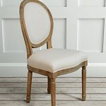 MY-Furniture – French Louis Style shabby chic OAK Oval Dining Occasional Chair My Furniture French Louis Style shabby chic OAK Oval Dining Occasional Chair 0 150x150