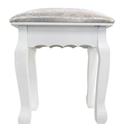 Rebecca Stool small Chair little Bench Ottoman white antique silver decorations ideal for your bedroom or bathroom or entrance (cod. 0-1251) Rebecca Stool small Chair little Bench Ottoman white antique silver decorations ideal for your bedroom or bathroom or entrance (cod. 0-1251) Rebecca Stool small Chair little Bench Ottoman white antique silver decorations ideal for your bedroom or bathroom or entrance cod 0 1251 0 400x400