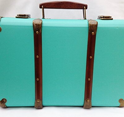 Sass & Belle Turquoise Retro Storage Case Suitcase Sass & Belle Turquoise Retro Storage Case Suitcase Sass Belle Turquoise Retro Storage Case Suitcase 0 400x378