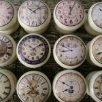 Set-of-8-Cream-Vintage-Clocks-45mm-Shabby-Chic-Wooden-DrawerCabinet-Knobs-0