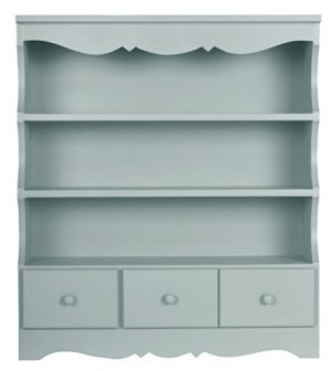 Small Pretty Wall Display Unit in Duck Egg Blue Small Pretty Wall Display Unit in Duck Egg Blue 0 300x336
