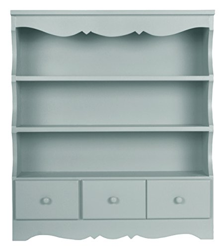 Small Pretty Wall Display Unit in Duck Egg Blue Small Pretty Wall Display Unit in Duck Egg Blue 0