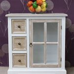 Stunning Shabby Chic Casamoré Cotswold 3 Drawer, 1 Glass Door Unit Stunning Shabby Chic Casamor Cotswold 3 Drawer 1 Glass Door Unit 0 150x150