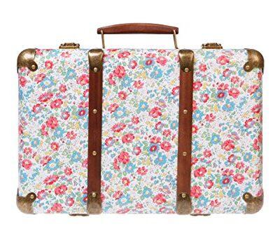 Vintage Spring Floral Suitcase Vintage Spring Floral Suitcase Vintage Spring Floral Suitcase 0 400x333