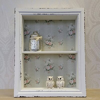 Wooden Wall Display Cabinet Shelf Unit White Pink Shabby Chic Vintage Style Wooden Wall Display Cabinet Shelf Unit White Pink Shabby Chic Vintage Style Wooden Wall Display Cabinet Shelf Unit White Pink Shabby Chic Vintage Style 0 400x400