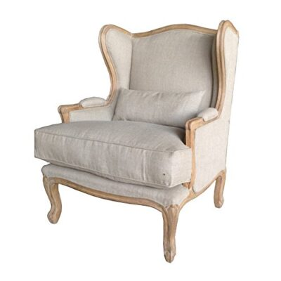 a beautiful carved french style shabby chic small wing chair / french armchair, lounge furniture in retro touch finish. upholstery in natural linen with extra cushion. A Beautiful carved French Style Shabby Chic Small Wing Chair / French Armchair, Lounge Furniture in Retro touch finish. Upholstery in natural linen with extra cushion. A Beautiful carved French Style Shabby Chic Small Wing Chair French Armchair Lounge Furniture in Retro touch finish Upholstery in natural linen with extra cushion 0 400x400