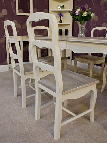 Classic Casamore Devon Rectangular Dining Table And 6