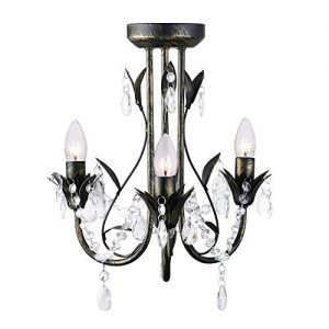 Contemporary Distressed Bronze And Black Shabby Chic 3 Way Ceiling Light Chandelier Fitting With Decorative Clear Acrylic Jewel Beads Contemporary Distressed Bronze And Black Shabby Chic 3 Way Ceiling Light Chandelier Fitting With Decorative Clear Acrylic Jewel Beads Contemporary Distressed Bronze And Black Shabby Chic 3 Way Ceiling Light Chandelier Fitting With Decorative Clear Acrylic Jewel Beads 0 300x300