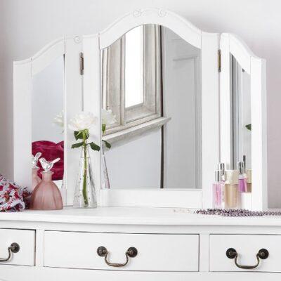 juliette shabby chic antique white dressing table mirror only Juliette Shabby Chic Antique White Dressing Table Mirror ONLY Juliette Shabby Chic Antique White Dressing Table Mirror ONLY 0 400x400