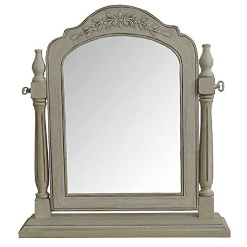 Paris Range Dressing Table Mirror Shabby Chic Antique Cream Finish Paris Range Dressing Table Mirror Shabby Chic Antique Cream Finish Paris Range Dressing Table Mirror Shabby Chic Antique Cream Finish 0