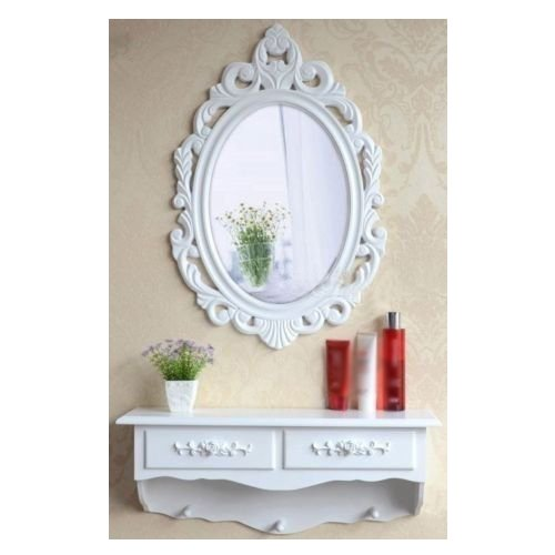 SZ5CGJMY ® Wooden vintage Shabby Chic Dressing Mirror Table Cosmetic Storage Drawer UK SZ5CGJMY ® Wooden vintage Shabby Chic Dressing Mirror Table Cosmetic Storage Drawer UK SZ5CGJMY  Wooden vintage Shabby Chic Dressing Mirror Table Cosmetic Storage Drawer UK 0