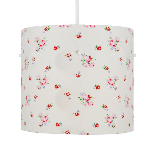 Vintage Style Shabby Chic Floral Cylinder Ceiling Pendant Light Shade Vintage Style Shabby Chic Floral Cylinder Ceiling Pendant Light Shade Vintage Style Shabby Chic Floral Cylinder Ceiling Pendant Light Shade 0
