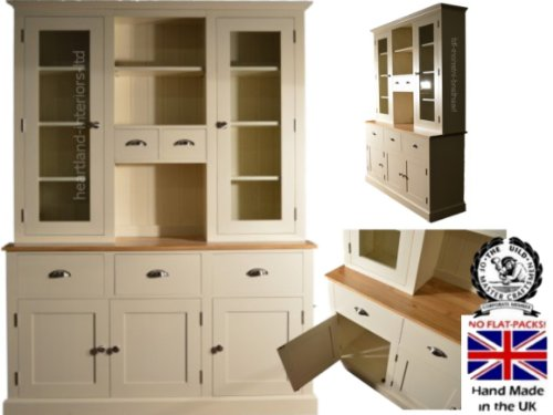 "100% solid pine & oak glazed dresser, painted 4ft 10"" wide glazed top display dresser. no flatpacks. no assembly (5gpgd) 100% Solid Pine & Oak Glazed Dresser, Painted 4ft 10″ Wide Glazed Top Display Dresser. No flatpacks. No assembly (5GPGD) 100 Solid Pine Oak Glazed Dresser Painted 4ft 10 Wide Glazed Top Display Dresser No flatpacks No assembly 5GPGD 0"