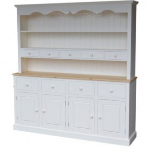 100 Solid Wood Dresser 6ft Wide Handcrafted Amp White