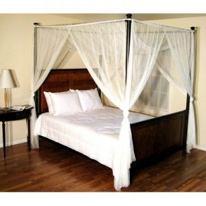 Casablanca Palace Four Poster Bed Canopy Net Casablanca Palace Four Poster Bed Canopy Net 0 300x300
