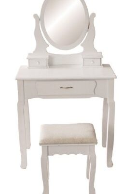 jasmine white dressing table set with adjustable oval mirror and stool, bedroom make up furniture JASMINE WHITE DRESSING TABLE SET WITH ADJUSTABLE OVAL MIRROR AND STOOL, BEDROOM MAKE UP FURNITURE JASMINE WHITE DRESSING TABLE SET WITH ADJUSTABLE OVAL MIRROR AND STOOL BEDROOM MAKE UP FURNITURE 0 286x400