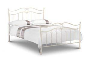 Julian Bowen Katrina Bed, Stone White Julian Bowen Katrina Bed Stone White 0 300x209
