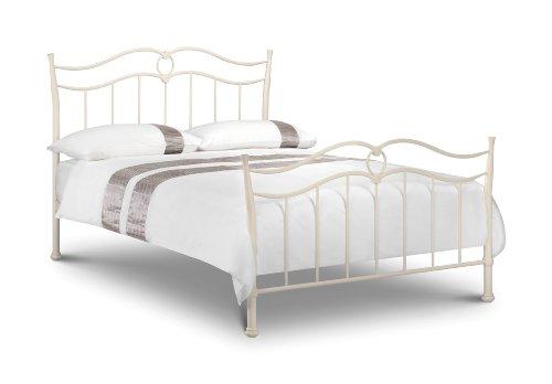Julian Bowen Katrina Bed, Stone White Julian Bowen Katrina Bed Stone White 0