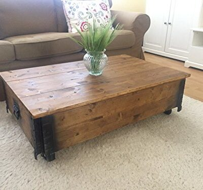 uncle joe´s vintage style shabby chic coffee table with cover, wood, light brown, 100 x 65 x 30 cm Uncle Joe´s Vintage Style Shabby Chic Coffee Table with Cover, Wood, Light Brown, 100 x 65 x 30 cm Uncle Joes Vintage Style Shabby Chic Coffee Table with Cover Wood Light Brown 100 x 65 x 30 cm 0 400x375