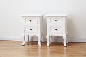 Windsor AGTC0013 Double Set of Two Bedside Tables Nightstands Windsor AGTC0013 Double Set of Two Bedside Tables Nightstands 0 300x200