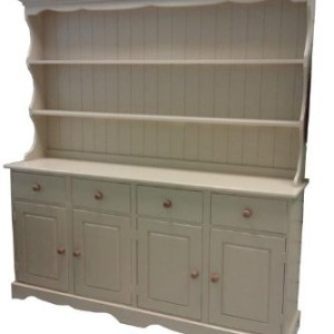 Wye Pine Cottage Painted Welsh Dresser Distressed SHABBYCHIC