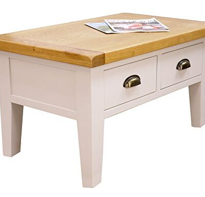 arklow painted oak dovetail grey coffee table with drawers / living room storage Arklow Painted Oak Dovetail Grey Coffee Table With Drawers/Living Room Storage Arklow Painted Oak Dovetail Grey Coffee Table With Drawers Living Room Storage 0 400x385